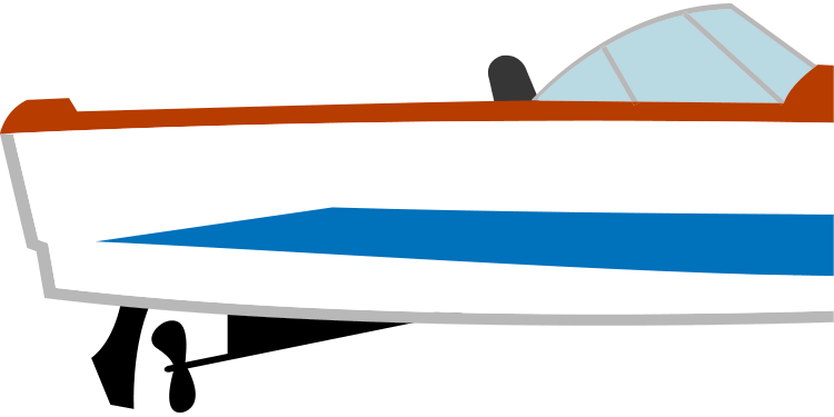 Boat Inboard Engine